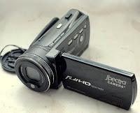 Jual Handycam Spectra Vertex DX10 Bekas