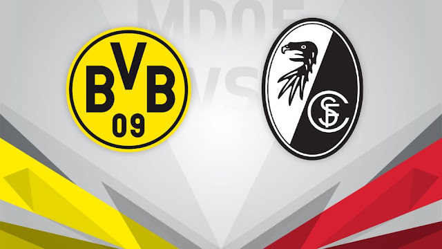 Borussia Dortmund vs Freiburg Full Match & Highlights 27 January 2018