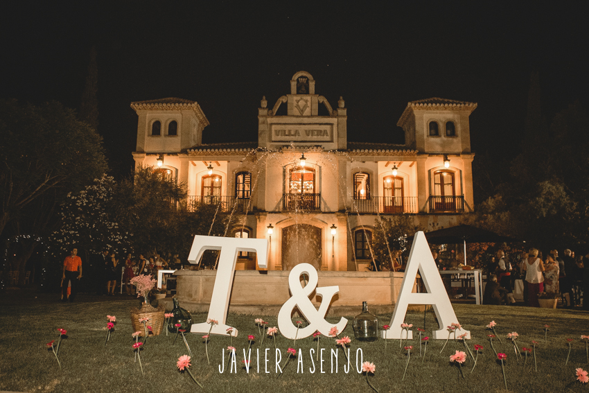 Finca Villa Vera Daya Vieja Bodas Alicante