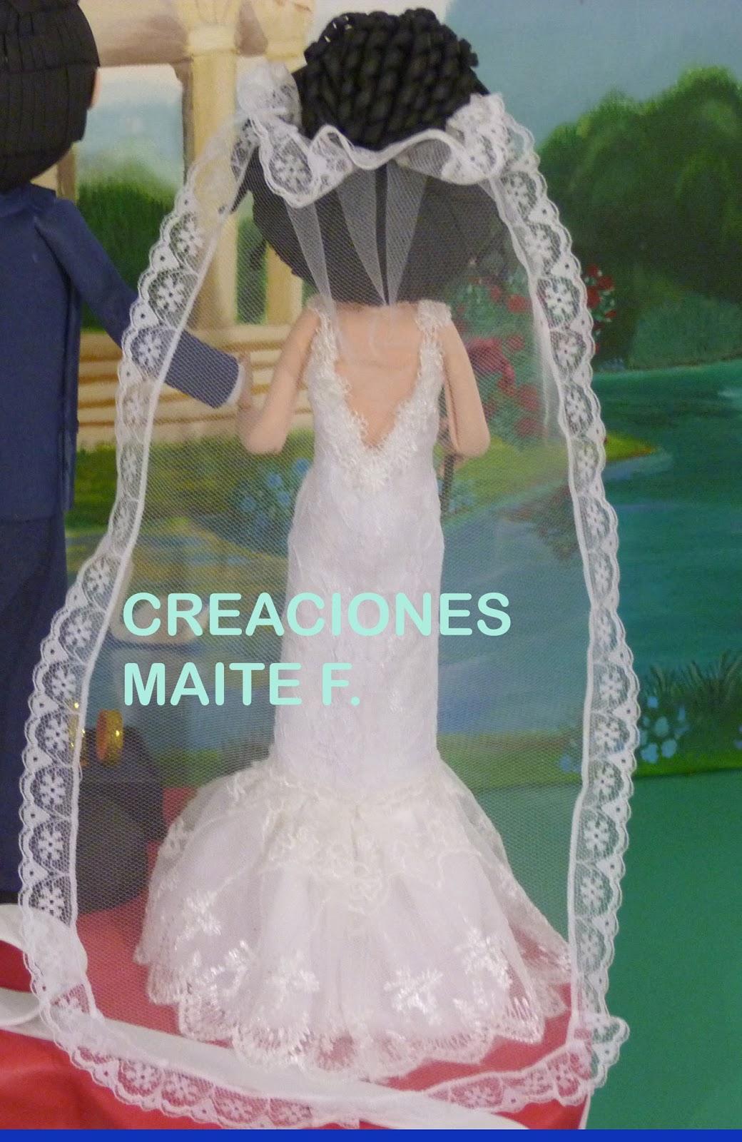 Vestidos de novia para fofuchas