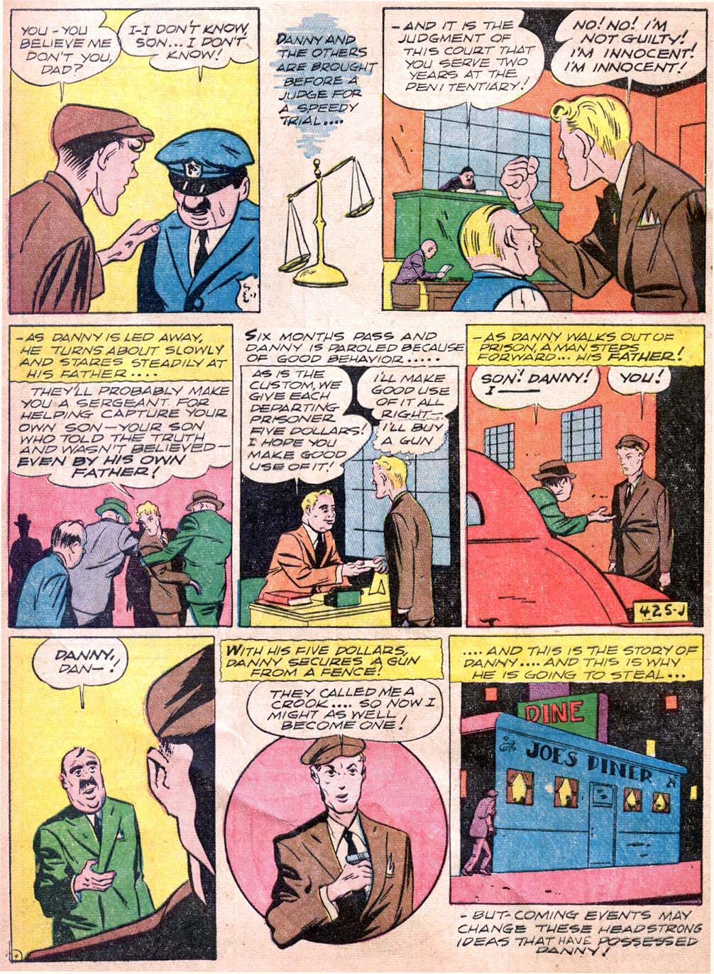 Read online All-American Comics (1939) comic -  Issue #32 - 6
