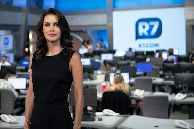 Foto/Crédito: Edu Moraes/Divulgação Record TV
