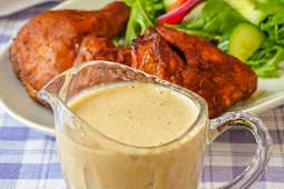 White Barbecue Sauce #dinnerrecipe #food