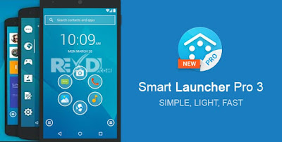 Smart Launcher 3 Pro Patched Apk + Mod for Android