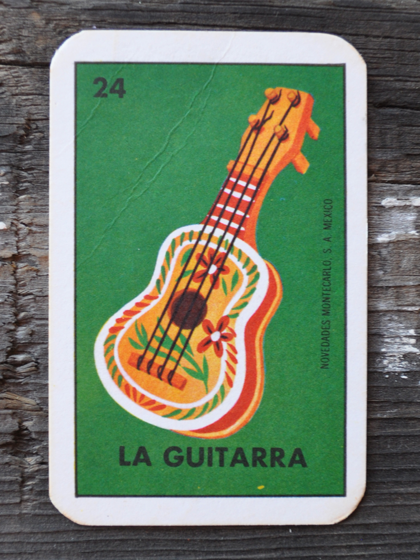 List of loteria cards