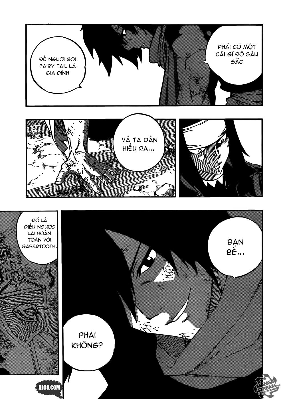 Fairy Tail chap 317 trang 18
