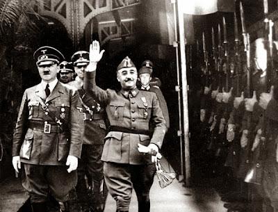 El Wolframio de Galicia que Hitler sacó a Franco en la cita de ambos en Hendaya