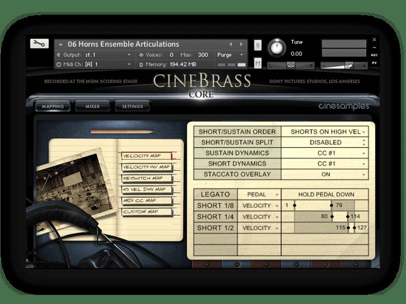 Cinesamples - CineBrass CORE v1.7