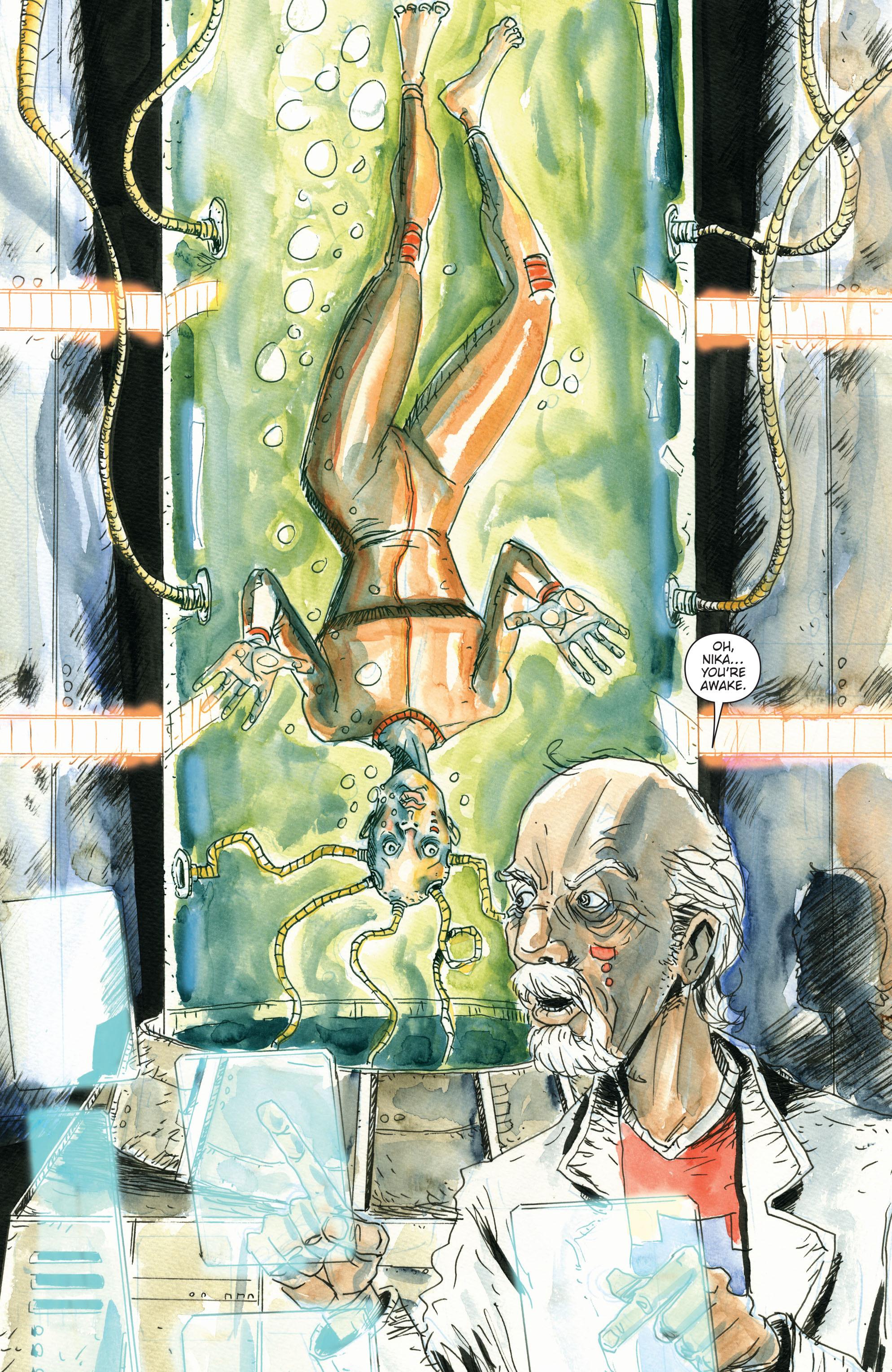 Read online Trillium comic -  Issue # TPB - 59