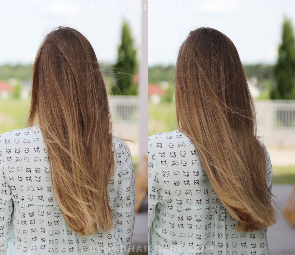 Sombre Na Moich Włosach Inoa Blond Resist Pielęgnacja Włosów Blog