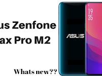 Asus ZenFone Max Pro M2 Baru Di RILIS