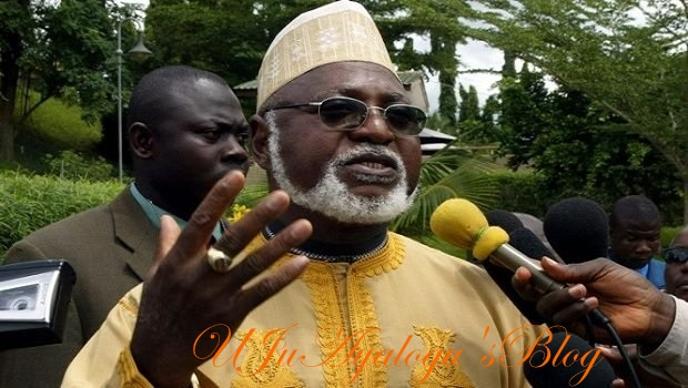 Abdulsalam Abubakar reveals those sponsoring Arewa Youths, Nnamdi Kanu's agitation