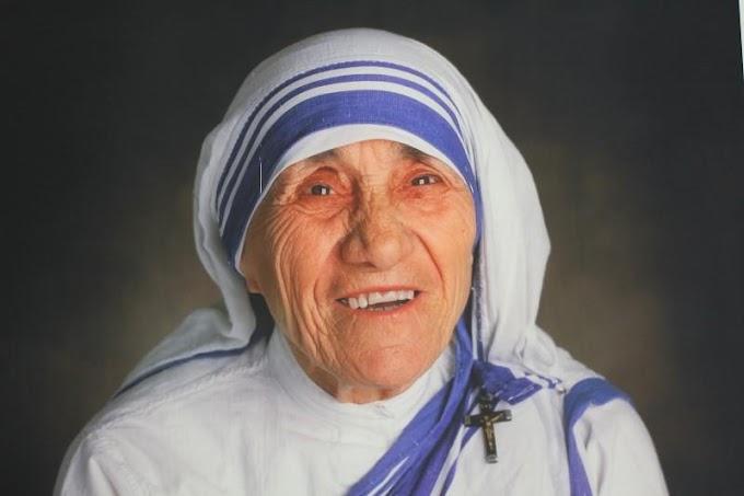 Madre Teresa, compagna degli atei e degli sposi #1pagina1libro