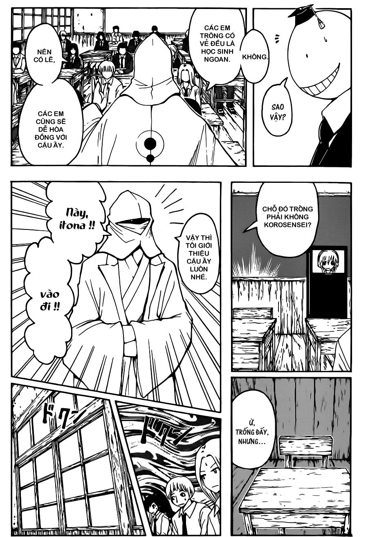 Ansatsu Kyoushitsu chap 29 trang 12