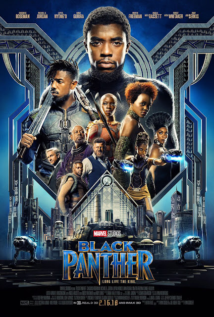 Black Panther (2018) ταινιες online seires xrysoi greek subs