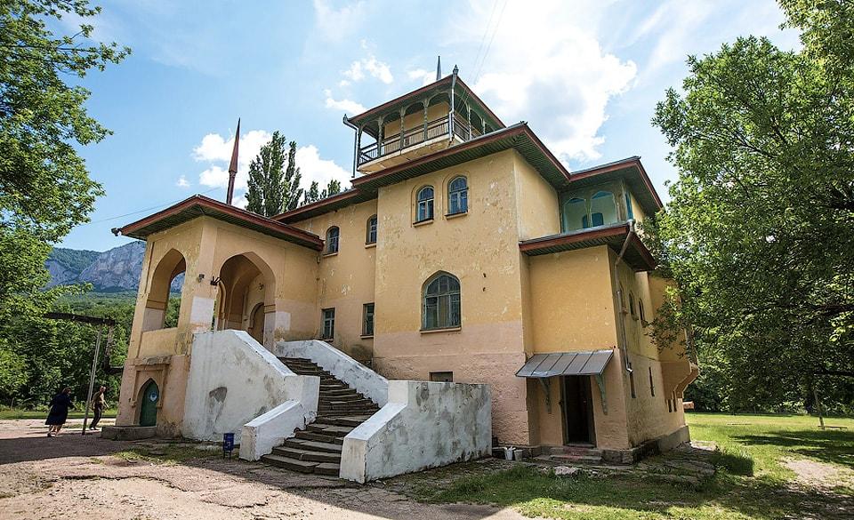 Имение Юсупова в Соколином, Крым