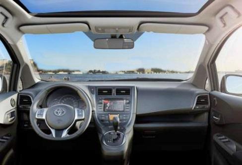 Toyota Verso 2017 Specs