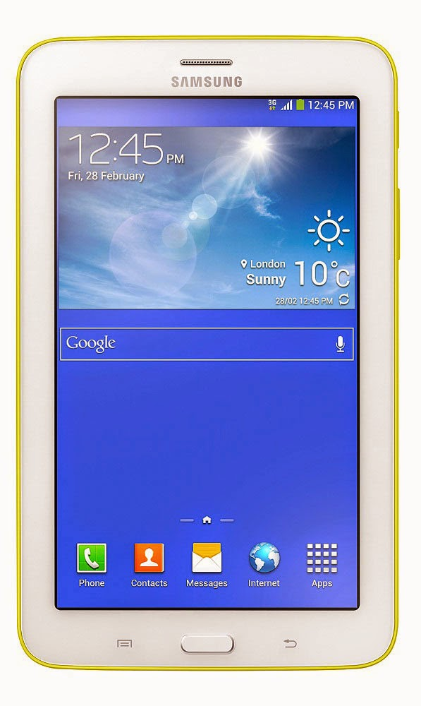 Harga Tablet Samsung, samsung galaxy tab 3 lite, spesifikasi samsung galaxy tab 3 lite,