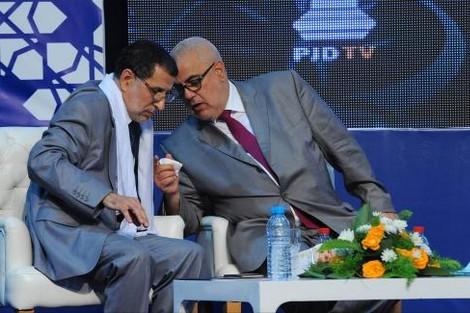 """بنكيران: قياديون في """"البيجيدي"""" يُسيئون لي .. وحل الحزب """"وارد"""""""