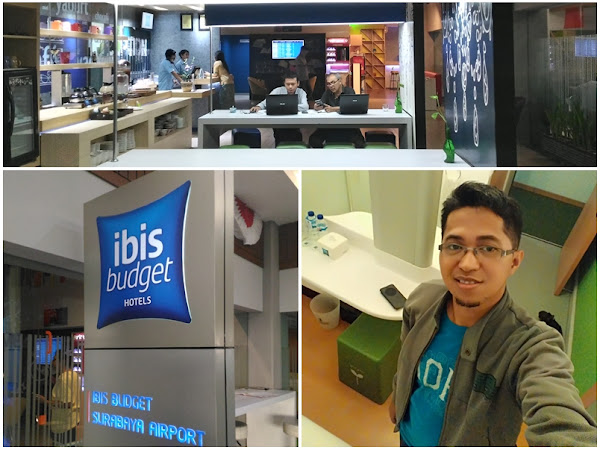 Nikmatnya Bermalam di ibis budget Surabaya Airport