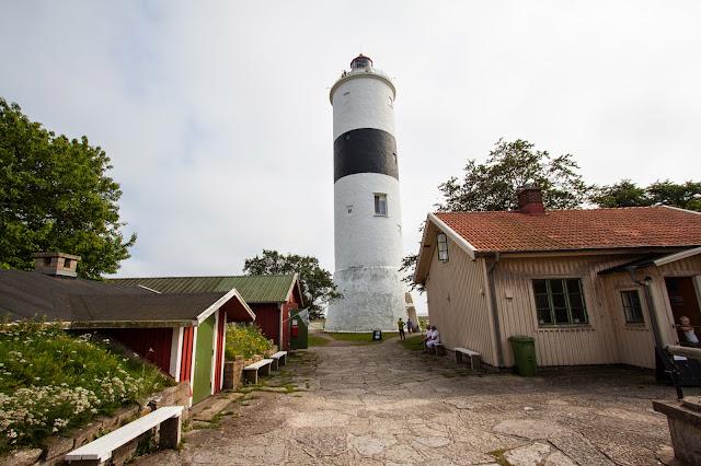 Faro più grande della Scandinavia-Isola di Oland