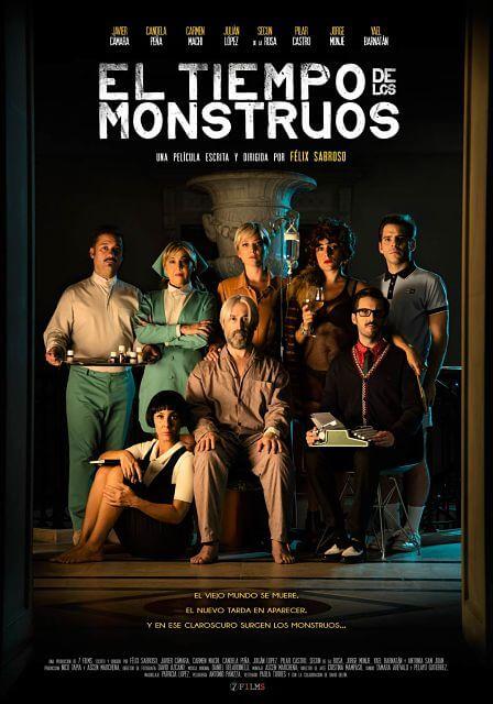 Cartel: El tiempo de los monstruos (2016)