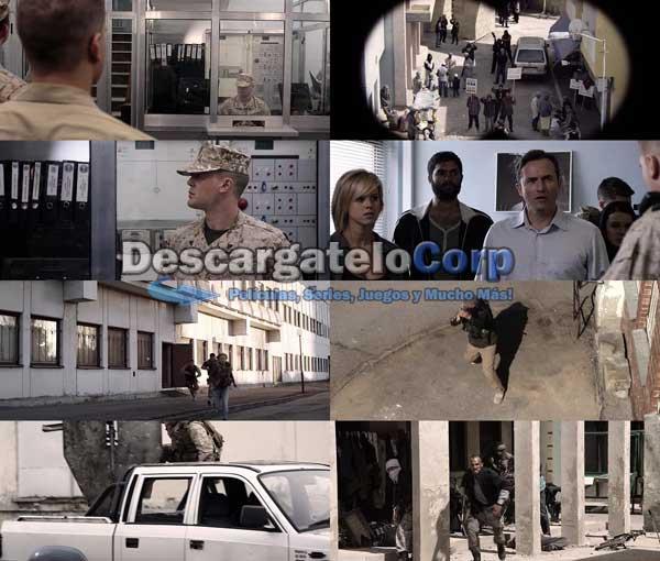 Jarhead 3 El Asedio DVDRip Latino