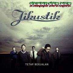Jikustik - Tetap Berjalan (2015) Album cover