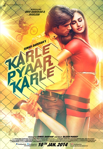 Karle Pyar Karle 2014 Hindi 480p WEB HDRip 300mb