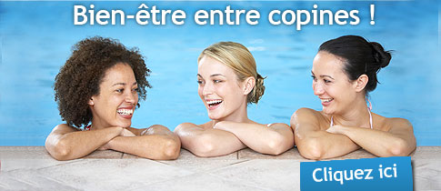 Week end Thalasso entre filles promo
