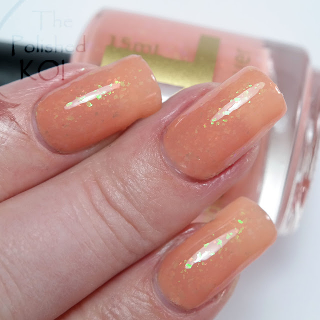 Bee's Knees Lacquer - She Who Harrows
