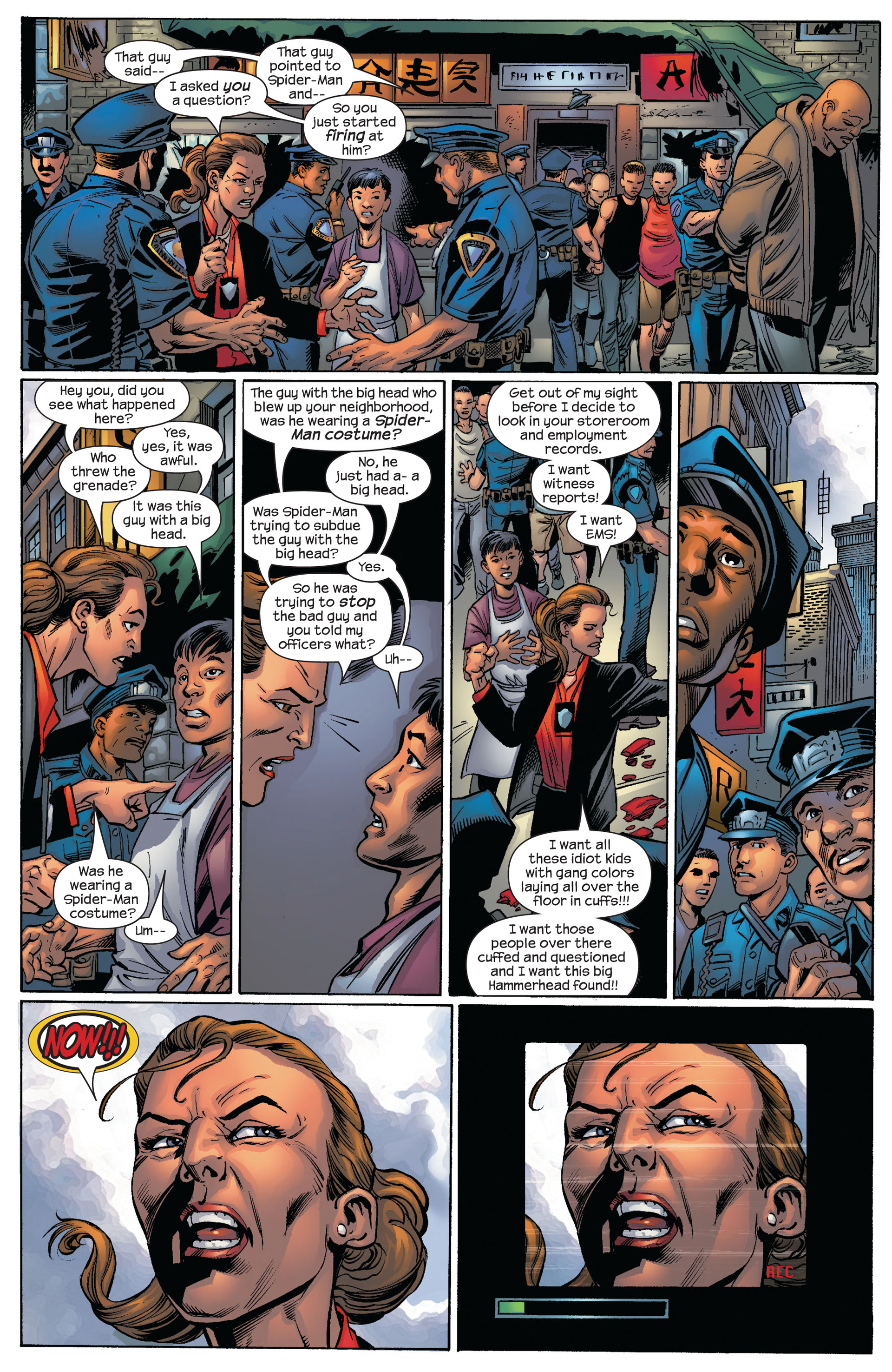 Read online Ultimate Spider-Man (2000) comic -  Issue #82 - 9