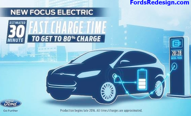 2018 Ford Focus Electric Range Extender