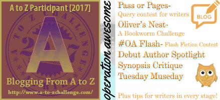 #AtoZchallenge 2017 Operation Awesome Agents- How to Create the Perfect List of Who to Query
