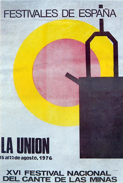Cartel del Cante de las Minas de 1976