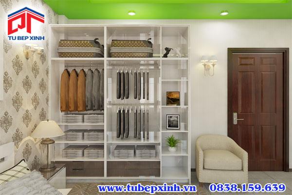 Tủ quần áo bằng gỗ
