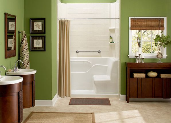 Environmentally Friendly Bathroom Designs Ideas