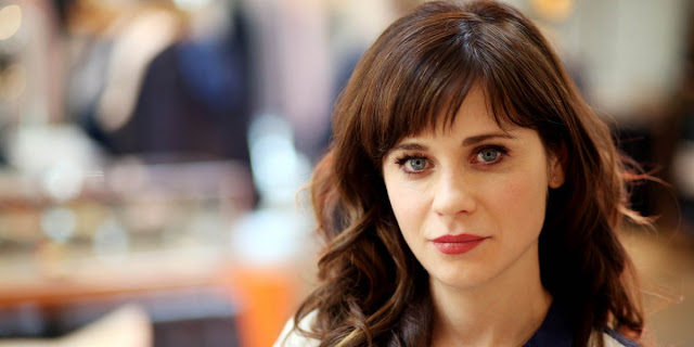 Full HQ Wallpapers of Zooey Deschanel Photoshoot of Matt Sayles