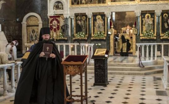 روسيا؛ رداً على استقلال الكنيسة الأوكرانية: نحن ندعم مصالحنا.