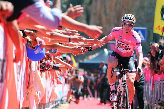 Giro de Italia 2017 - Etapas 1ª a 3ª