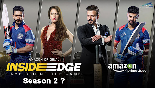 Inside Edge (2017) All Season Episode Download In Full HD | Watch Inside Edge Online