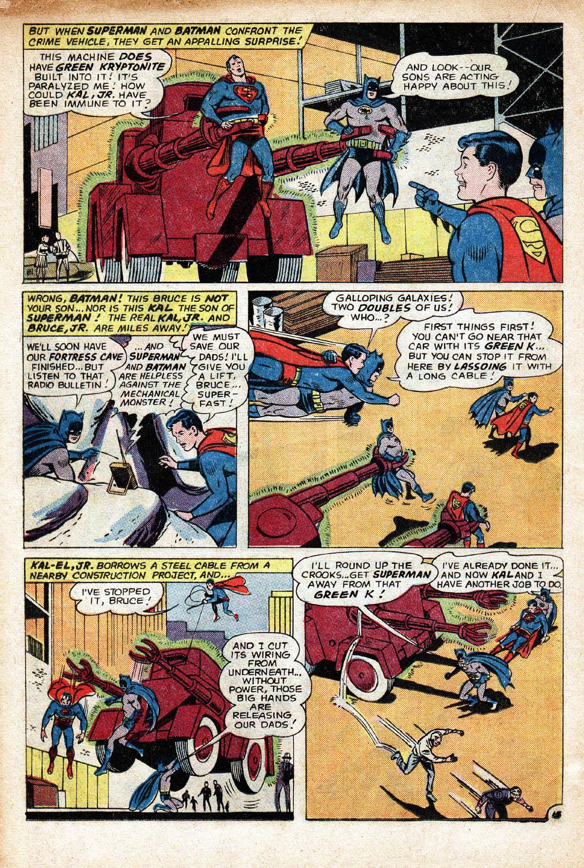 Read online World's Finest Comics comic -  Issue #157 - 20