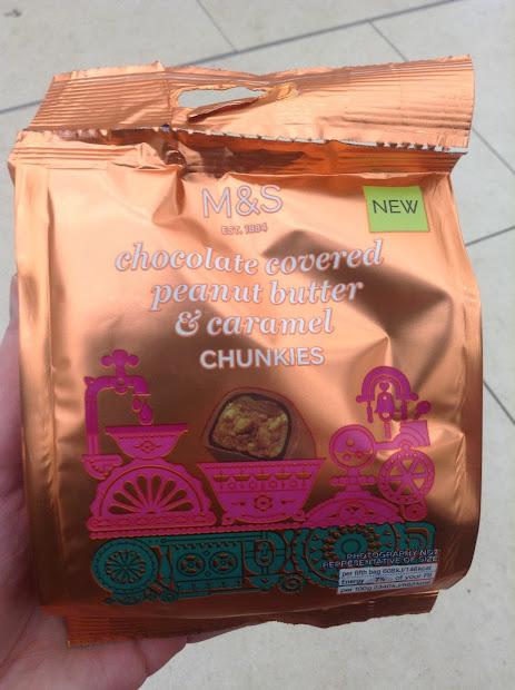 Marks & Spencer Chocolate Covered Peanut Butter Caramel