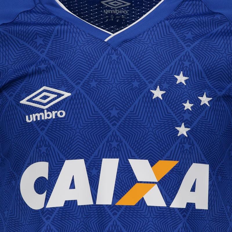 657f50f161360 Umbro divulga as novas camisas do Cruzeiro - Show de Camisas