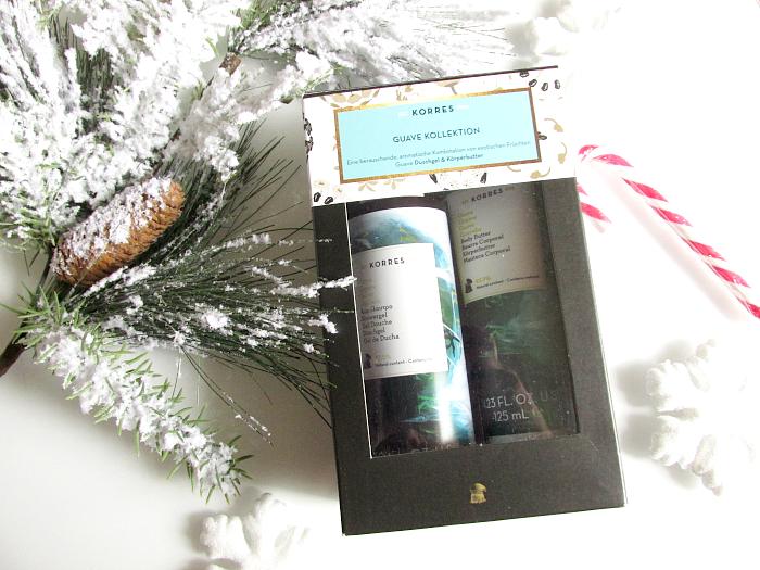 Geschenktipp: KORRES Guave Kollektion Geschenkset  - Weihnachten Review