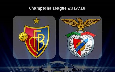 Assistir Basel x Benfica AO VIVO Grátis em HD 27/09/2017