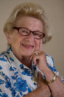 Dr. Ruth Weighs in on Alzheimer's Caregiving