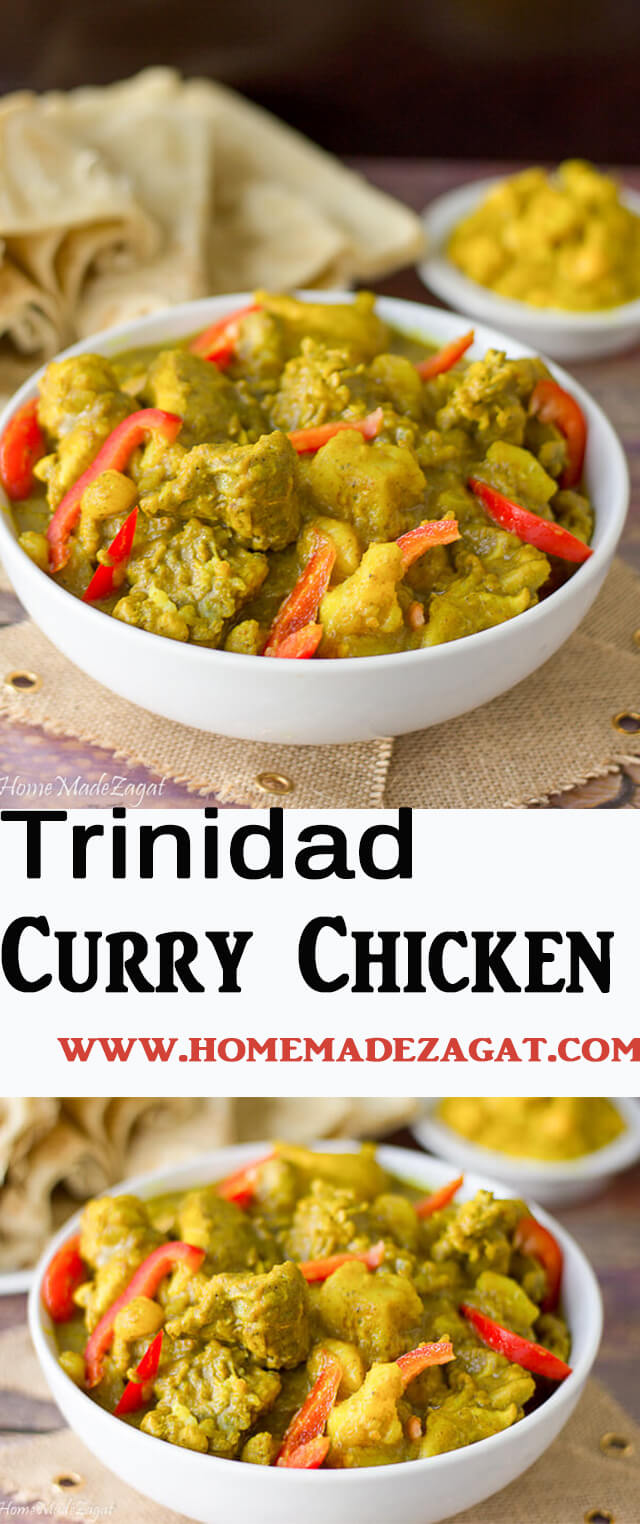 How to make delicious curry chicken