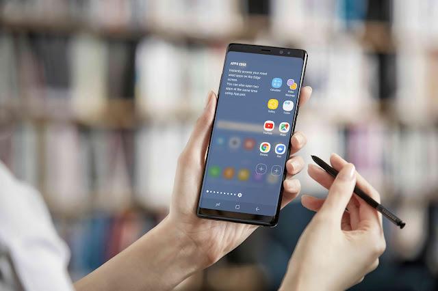 Samsung Electronics lanza oficialmente el Galaxy Note8