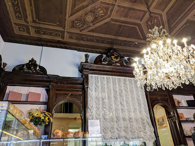 Where to eat in Trieste: Pasticceria La Bomboniera